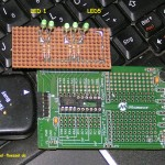 Einfache Erweiterung des Lowpincount Boards