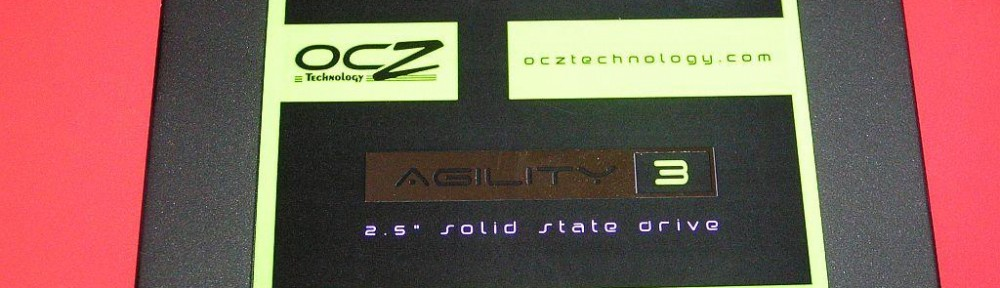 SSD OCZ Agility 3 240GB