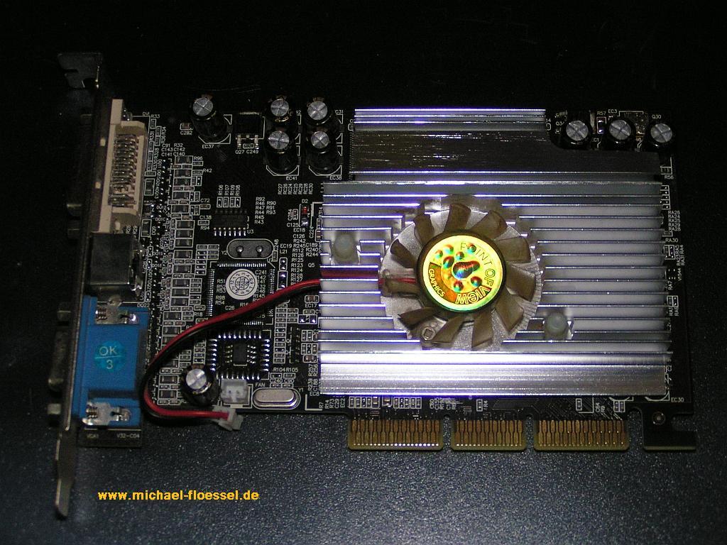 GeForce 5500FX