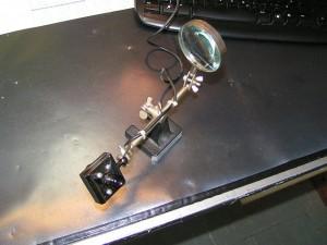 Mikroskop w klein wetzlar nr mit zubehör und koffer in