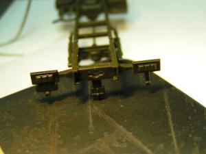 LED Montage für Iveco Magirus 5t 1:87 - www.michael-floessel.de