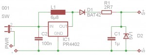5V aus PR4402