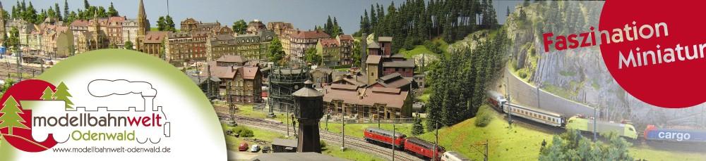 Logonutzung mit freundlicher Genehmigung der 'Modellbahnwelt-Odenwald'!
