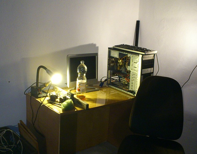 die bastelecke der tagebuch pc kalter kaffee michael blog. Black Bedroom Furniture Sets. Home Design Ideas