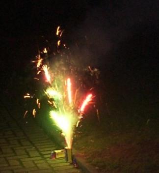 MF-Feuerwerk
