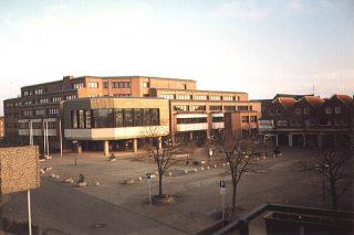 Rathaus Voerde, auch um 1991/92