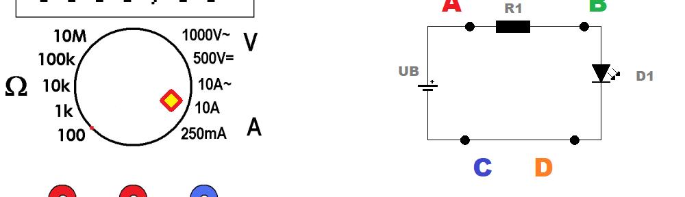 Elektronisches messen - Symbol