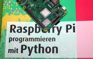Python Programmierung Raspberry Pi