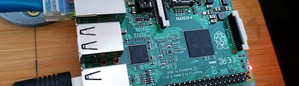 Raspberry Pi 2B+
