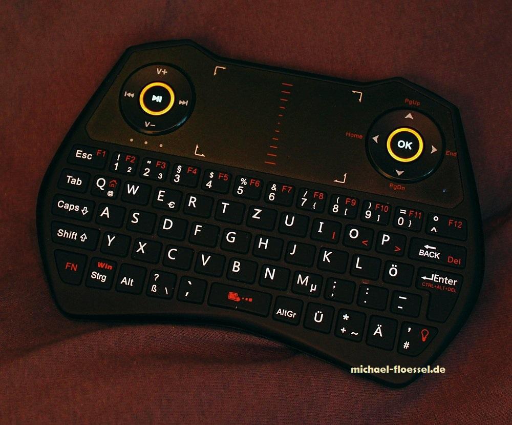 USB-Funk-Tastatur