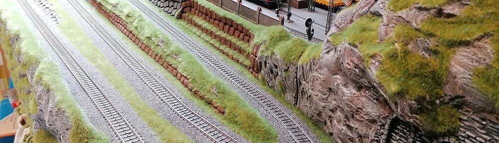 Ein Stück von Ralfs Modellbahn