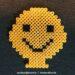 Bügelperlen Emoji